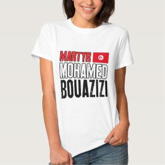 Martyr Mohamed Bouazizi Shirt
