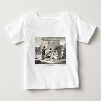 Martyrdom of Joseph & Hiram Smith in Carthage Jail Baby T-Shirt