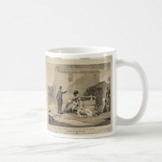 Martyrdom of Joseph & Hiram Smith in Carthage Jail Coffee Mug