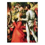 Martyrdom of St. Catherine Postcards