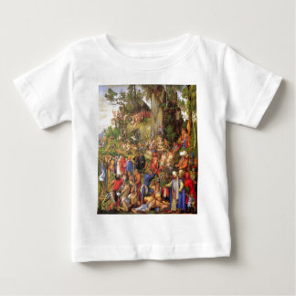 Martyrdom of ten thousand Christians Baby T-Shirt