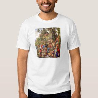 Martyrdom of ten thousand Christians T-Shirt