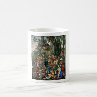 Martyrdom of the Ten Thousand by Albrecht Dürer Classic White Coffee Mug