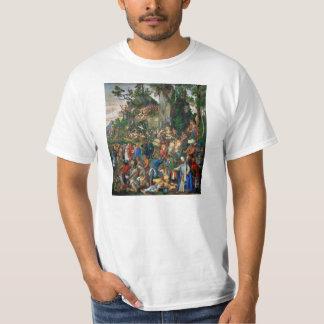 Martyrdom of the Ten Thousand by Albrecht Dürer T-Shirt