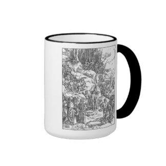'Martyrdom of the Ten Thousand' Ringer Coffee Mug