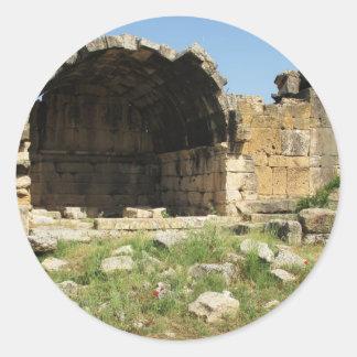 Martyriam of Phillip - Apostle Phillip Classic Round Sticker