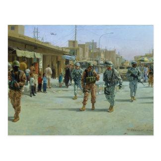Martyrs' Market by Larry Selman Postcard