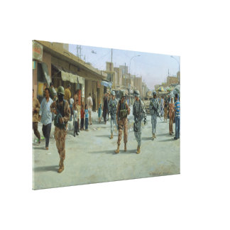 Martyrs' Market by Larry Selman Print