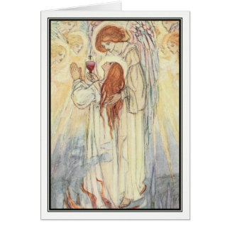 Martyrs' Song by Florence Harrison Greeting Card