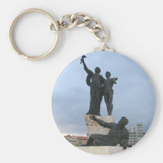Martyrs Square Keychain