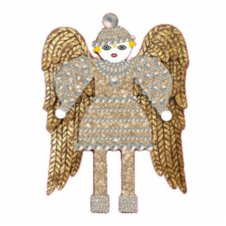 Martzkin Angel Ornament