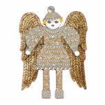 Martzkin Angel Ornament Photo Sculptures
