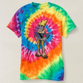 Marv on a tripy shirt