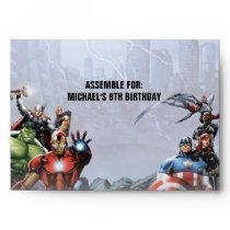 Marvel | Avengers - Birthday Envelope