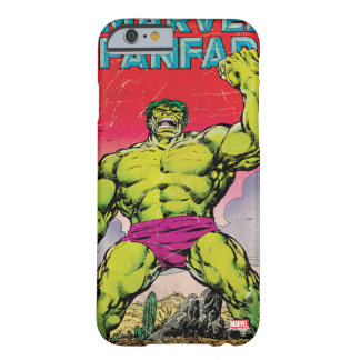 Marvel Fanfare Hulk Comic #29 Barely There iPhone 6 Case