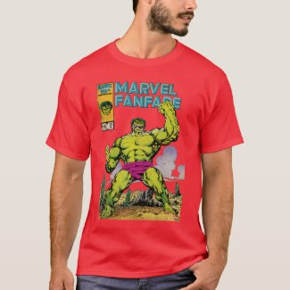 Marvel Fanfare Hulk Comic #29 T-Shirt