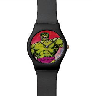 Marvel Fanfare Hulk Comic #29 Wrist Watch