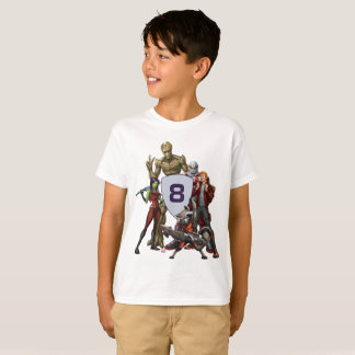 Marvel | Guardians of the Galaxy - Birthday T-Shirt