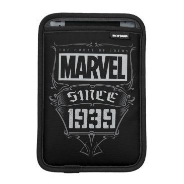 Marvel: The House of Ideas Since 1939 iPad Mini Sleeve