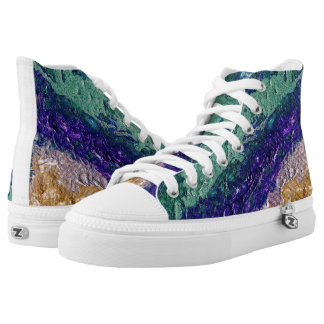 Marveling Printed Shoes