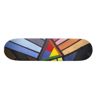 Marveling Skateboard