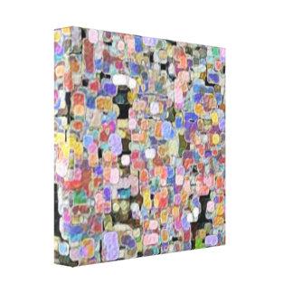 Marvellous Marbles Canvas Print