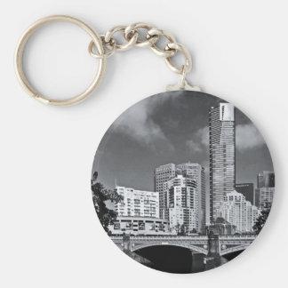 Marvellous Melbourne Keychain