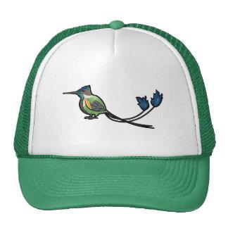 Marvellous Spatuletail Trucker Hat