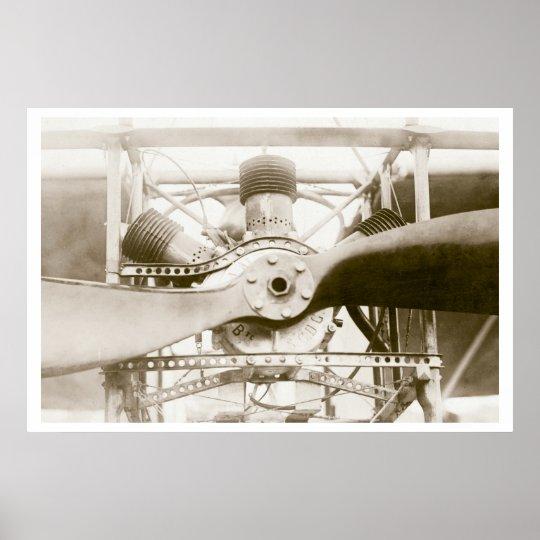 Marvelous Flying Machine Poster