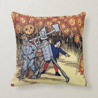 Marvelous Land of Oz American MoJo Pillow