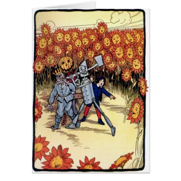 EndlessVintage Marvelous Land of Oz Card