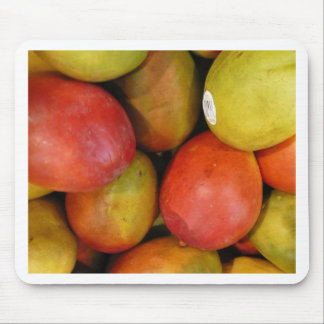 Marvelous mangoes mouse pad