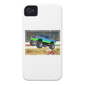 Marvelous Monster Truck in the Arena iPhone 4 Cover
