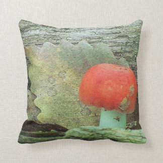 Marvelous Mushroom Pillow