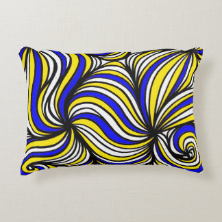 Marvelous Sweet Girly Radiant Accent Pillow