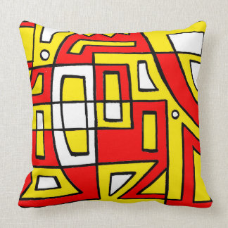 Marvelous Sweet Girly Radiant Throw Pillow