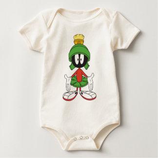 MARVIN el MARTIAN™ confundido Body Para Bebé