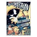MARVIN EL MARTIAN™, EL DAFFY DUCK™ y el Elmer Tarjetón