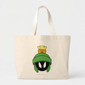Marvin el Martian enojado Bolsa Lienzo