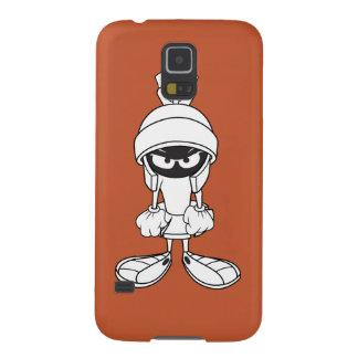 MARVIN EL MARTIAN™ enojado en usted Funda Para Galaxy S5