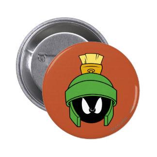 MARVIN el MARTIAN™ enojado Pin Redondo 5 Cm