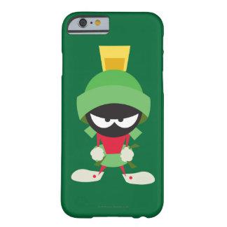 Marvin el Martian listo para atacar Funda De iPhone 6 Barely There