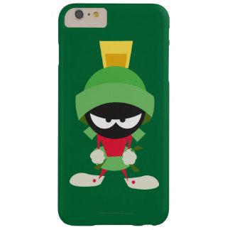 Marvin el Martian listo para atacar Funda De iPhone 6 Plus Barely There
