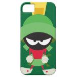Marvin el Martian listo para atacar iPhone 5 Case-Mate Fundas