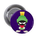 Marvin el Martian listo para atacar Pins