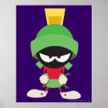 Marvin el Martian listo para atacar Poster