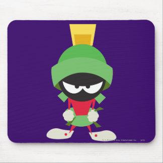 Marvin el Martian listo para atacar Tapete De Raton