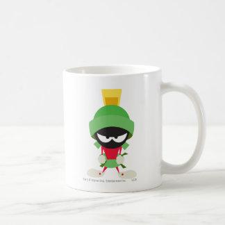 Marvin el Martian listo para atacar Taza De Café