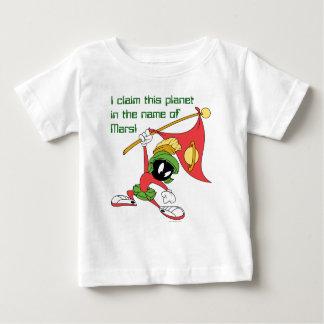 MARVIN el planeta de reivindicación de MARTIAN™ Camisas
