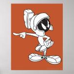 Marvin el señalar marciano poster